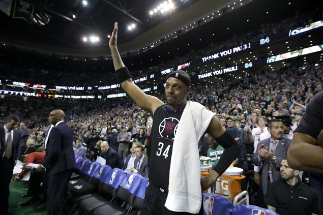 Retiring Paul Pierce delivers scathing response after being mocked by Draymond Green