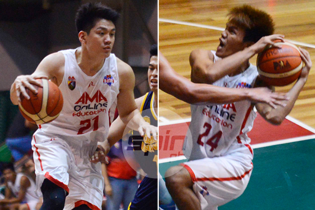 Jeron Teng lauds new teammate Gino Jumao-as for key role in ending AMA's two-game skid