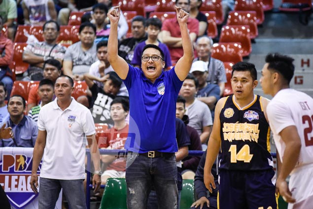 Vergel Meneses looks to limit Teng, Tiongson as JRU stakes unbeaten slate vs AMA