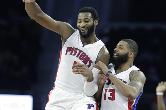Pistons ride balanced attack to send road-weary Sixers to fourth straight loss