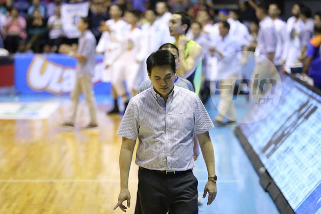 Franz Pumaren eyeing trades, says loss to TNT exposed GlobalPort's 'shallow bench'