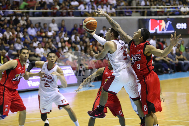 Ginebra overcomes Alaska twice-to-beat edge, sets up semis classic vs Star