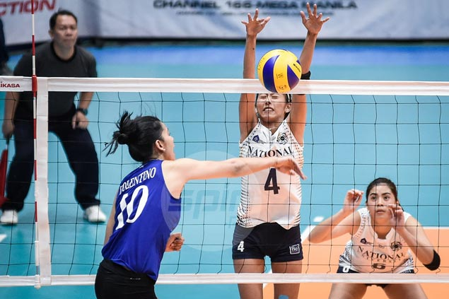Jasmine Nabor not paying attention to stats even as she eclipses Jia Morado in battle of top setters