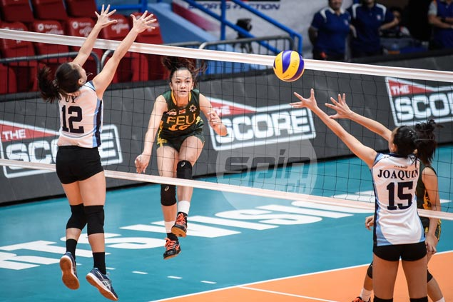 FEU Lady Tams bounce back from opening-day loss, keep Adamson Lady Falcons winless