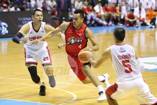 Vic Manuel admits Alaska Aces have no one to blame but themselves after letdown