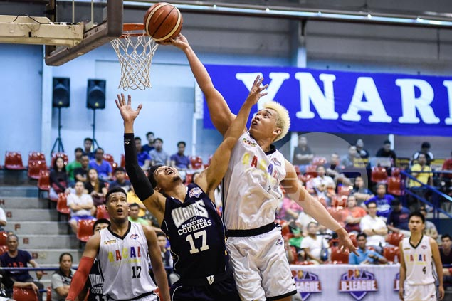 Aspirants' Cup leader Racal keeps slate unblemished with narrow win over lowly Wangs