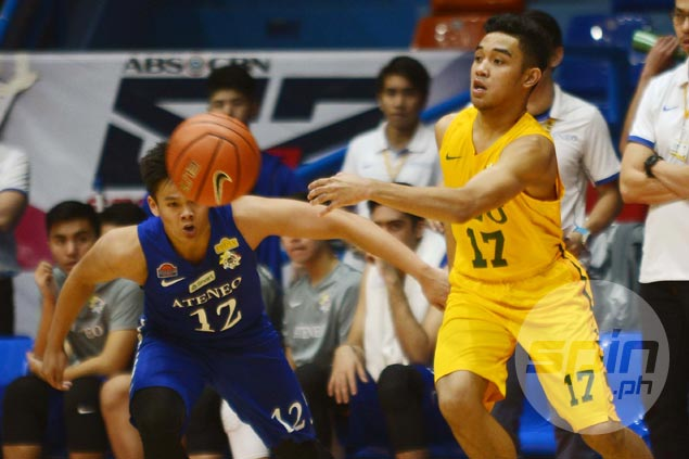 RJ Abarrientos comes up clutch as FEU beats Ateneo to clinch No. 2 seed in Final Four