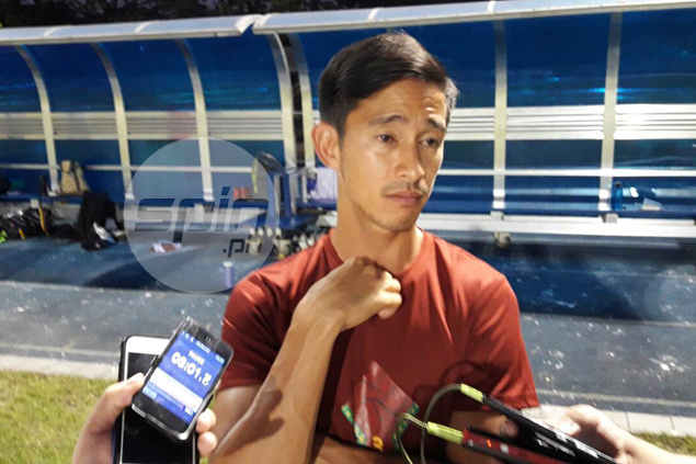 UP coach not too pleased after Maroons' four-goal romp against UE in UAAP football
