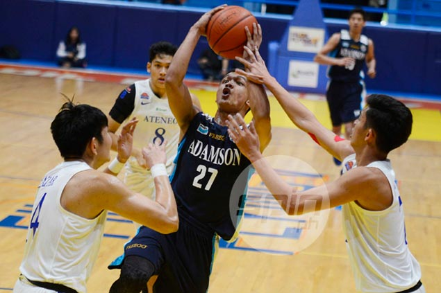 UAAP board pins blame on Adamson officials in Encho Serrano eligibility mess