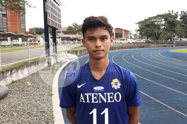 Jarvey Gayoso hits winner as unbeaten Ateneo booters grind out win over La Salle