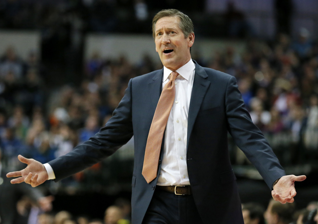 Hornacek the least surprised as wild, dysfunctional Knicks season takes turn for the worse