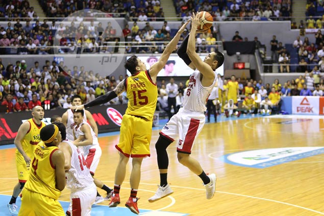 Marc Pingris block on Aguilar proof Star has regained defensive teeth under Victolero