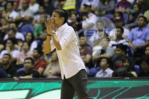 How do you solve a problem like San Miguel? Nash Racela yet to find the answer