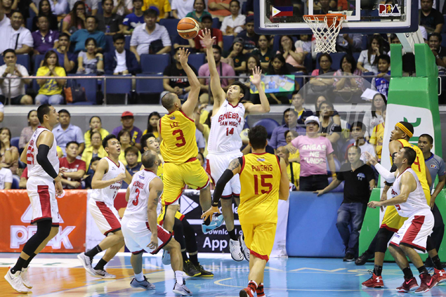 Paul Lee makes a splash in playoff debut for Star, sinks Ginebra with big basket