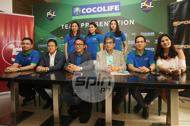 Michele Gumabao, Denden Lazaro break down barriers, team up for Cocolife in PSL