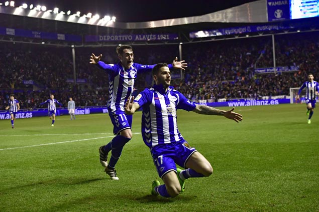 Recently promoted Alaves looks to add Copa del Rey title to 'amazing' season in clash vs Barcelona