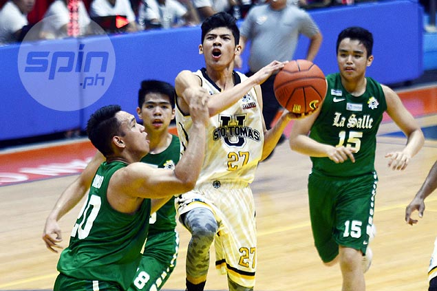 CJ Cansino admits he lacked the effort, vows to help lift Tiger Cubs to semis next season