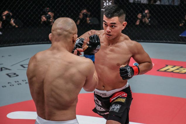 Ev Ting calls out Eduard Folayang after narrow win vs Kamal Shalorous in ONE Malaysia card