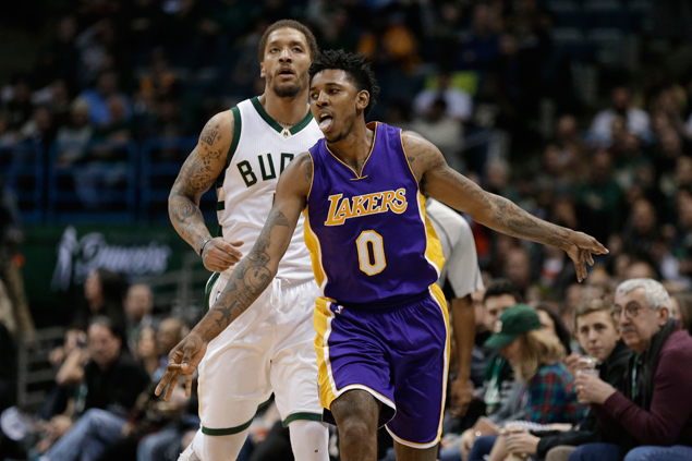 Young, Williams show way as Lakers edge Bucks, spoil Antetokounmpo's 41-point night