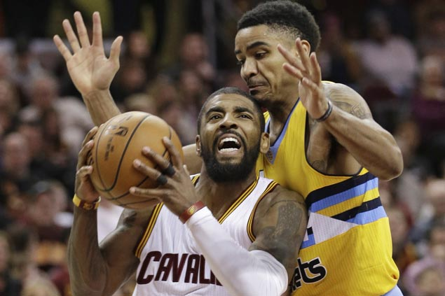 Cavaliers ride huge third quarter to beat Nuggets and get back on winning track