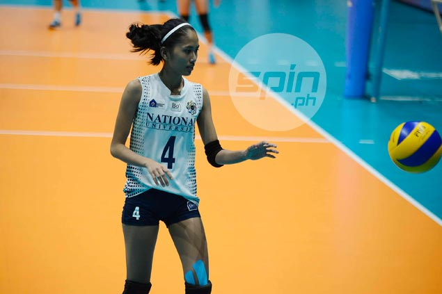 Jasmine Nabor plays through benign tumor in knee without NU coach's knowledge