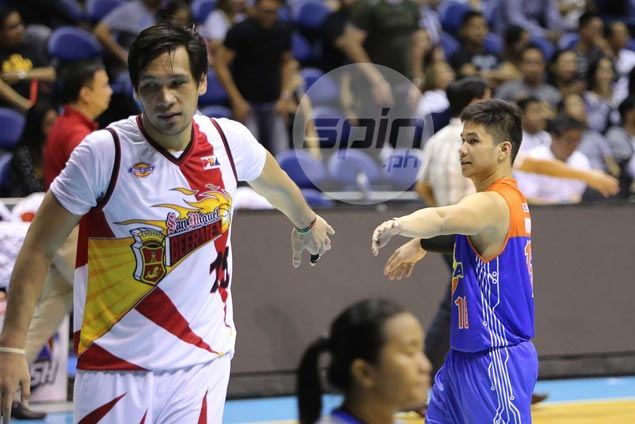 Roger Pogoy thrilled to reunite with 'kuya' June Mar Fajardo for an even greater cause