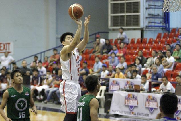 D-League top scorer Jeron Teng shifts focus to defense as he joins powerhouse Mighty