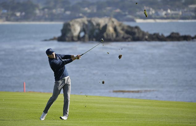 Sustaining fine form as Masters gets closer, Jordan Spieth posts clinical win at Pebble Beach