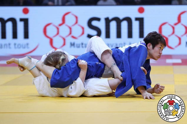 Kiyomi Watanabe bags bronze in Paris to give Philippines first-ever medal in World Judo Tour