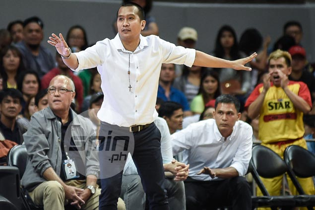 Chito Victolero says lack of composure amid furious Ginebra rally led to Star meltdown