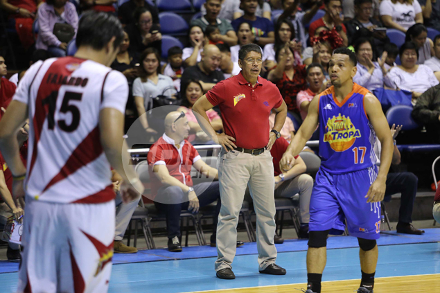 Leo Austria unfazed by 2-1 deficit to TNT: 'Zero-three nga naka-recover kami'