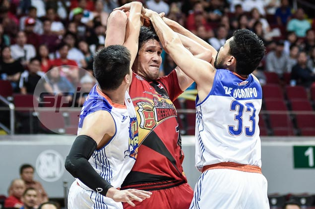 Fancy Valentine's date will have to wait as Fajardo totally focused on playoffs