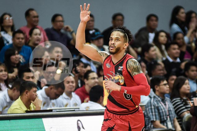 Countless hours of shooting practice with SMB deadshot Lassiter pays off for Chris Ross