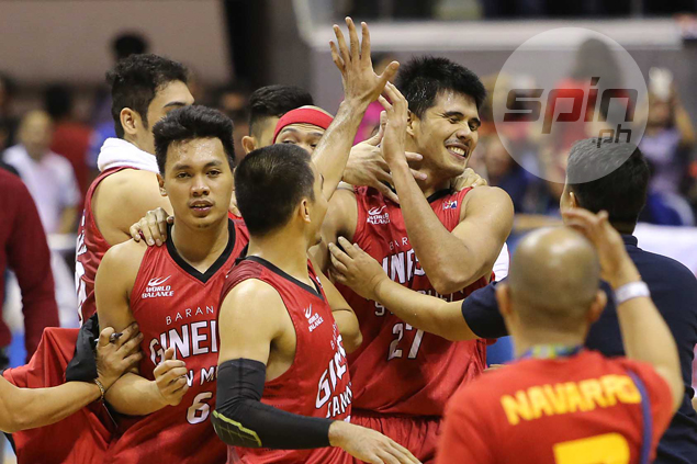 Jervy Cruz an unlikely hero as Ginebra outduels Star to even semis series at 2-2
