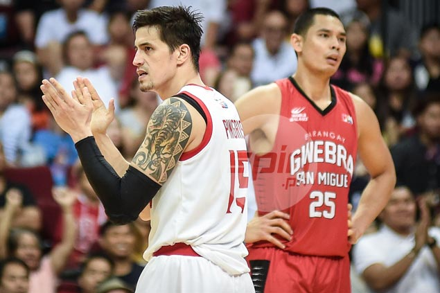 Marc Pingris hopeful he won't have to carry offensive load for misfiring Star in Game 4