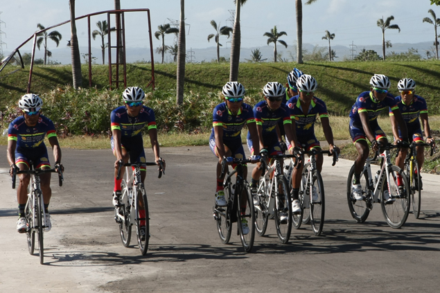 Rudy Roque hopes to extend lead as Ronda resumes with tough 227-km Stage Seven