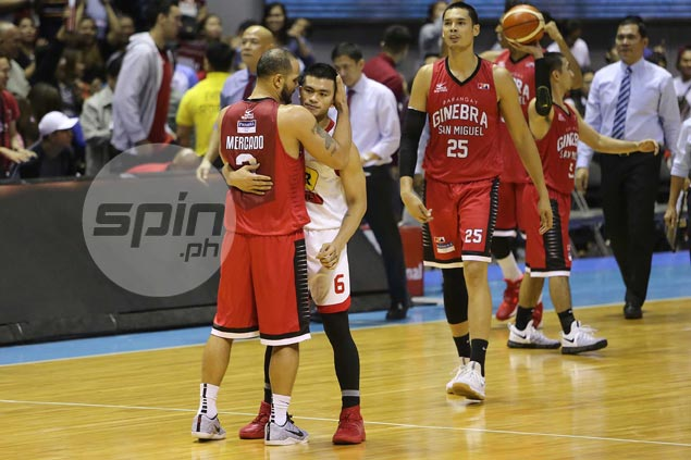 Sol Mercado tells 'special player' Jio Jalalon he doesn't need to resort to 'little antics'