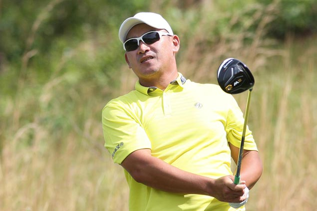 Chan Kim wins by five strokes in Mizuno Open as Angelo Que winds up in joint 35th