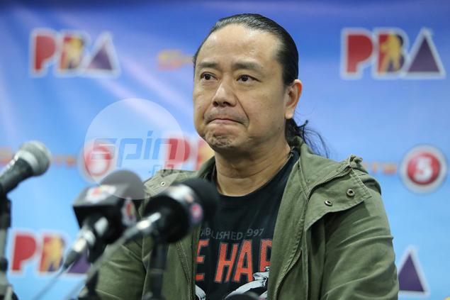 SMC's Al Chua airs concern over Racela's 'special treatment' claim: 'Sana mag-coach na lang siya'