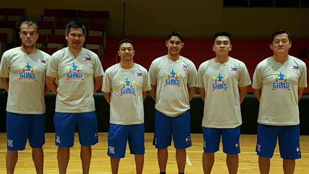 Oliver forms Batang Gilas coaching staff, plans Sotto-Kirkness tandem for Seaba Under-16