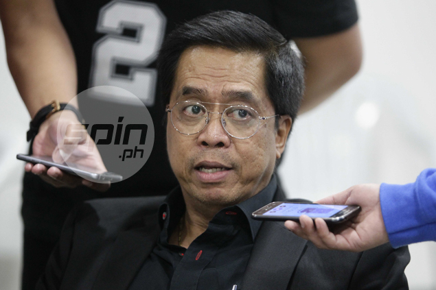 Commissioner Narvasa's fate up in the air as PBA board convenes in a special meeting