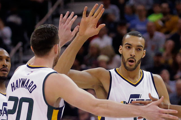 Jazz recover from sluggish start to beat Blazers and arrest three-game slide