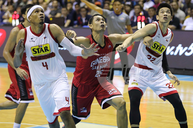 Aguilar confident constant Cone adjustments will keep Ginebra a step ahead in series