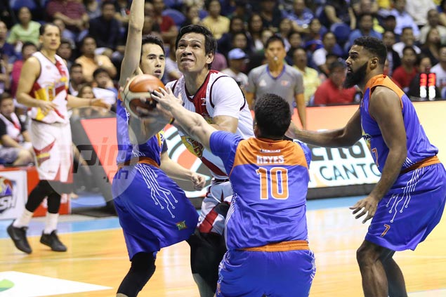 June Mar Fajardo offers no excuses, says TNT defense made life difficult for him
