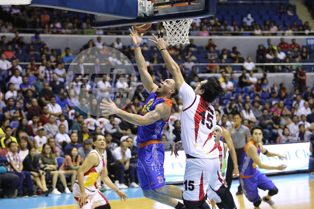 Kelly Williams sustains resurgence as TNT sends San Miguel on brink of elimination