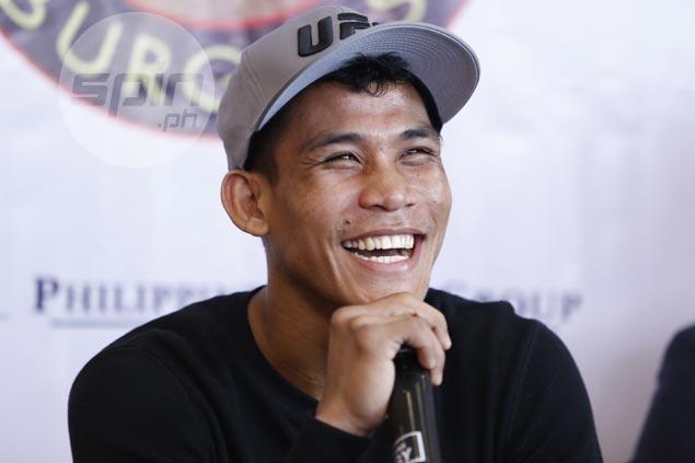 Filipino MMA fighter Jenel Lausa takes on unbeaten Russian Bibulatov in UFC 210