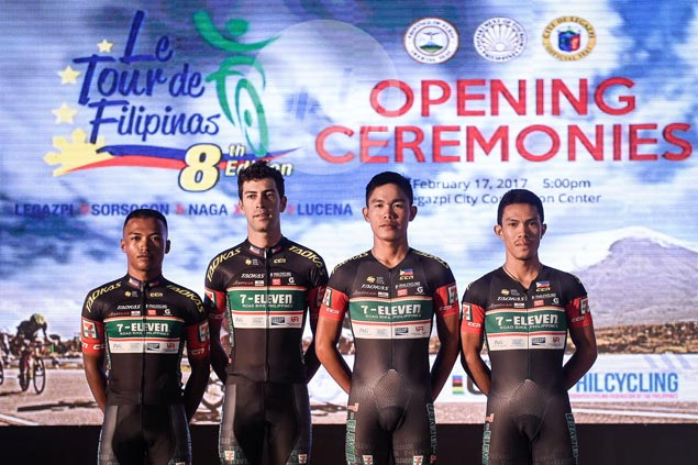 Mark Galedo faces uphill fight against national riders as Le Tour fires off in Legazpi