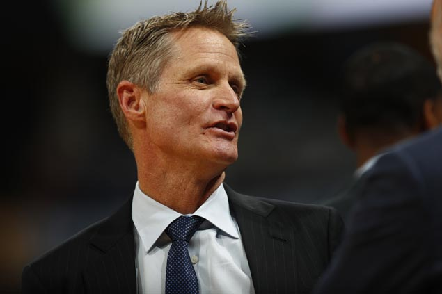 West coach Kerr on playing Westbrook with Warriors All-Stars: 'I've definitely considered it'