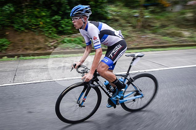 Whitehouse stages show of force in Le Tour de Filipinas