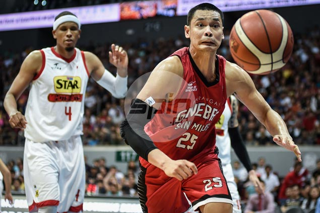 Despite late benching, Japeth Aguilar trusts Cone to make the best decisions for Ginebra